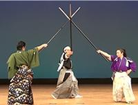 サムライ剣舞