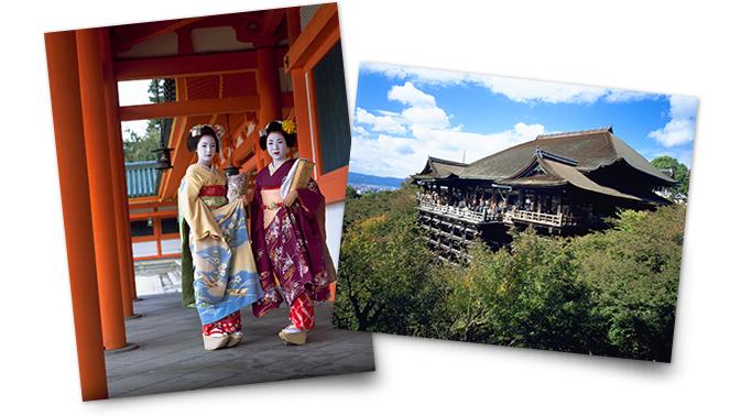 京都の画像データ